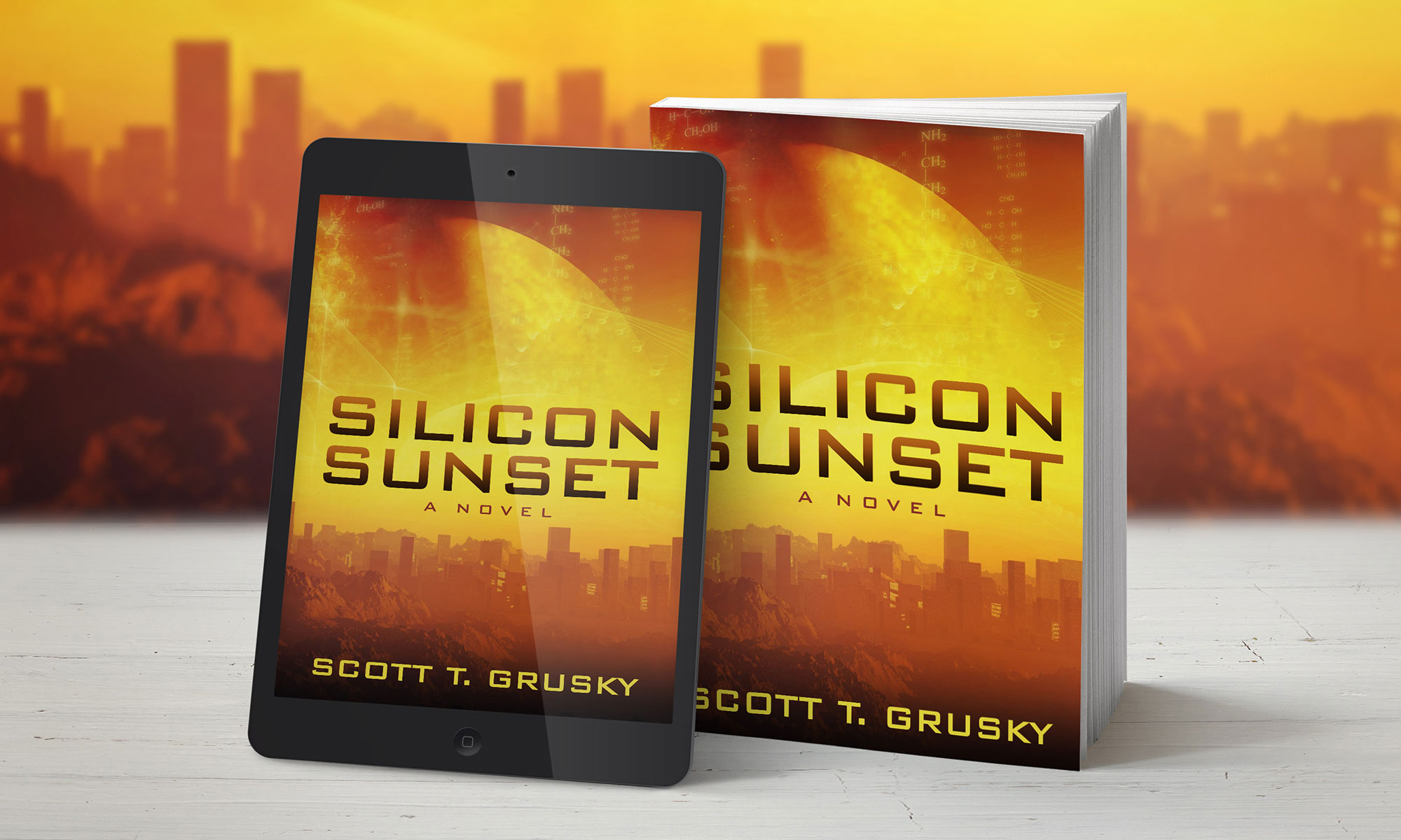 Silicon Sunset